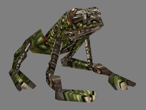 Without a doubt the best enemy in Daikatana, and one of the best enemies in video game history period.