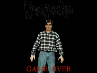 Harvester - The Cutting Room Floor