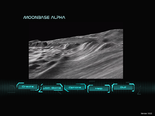 Moonbase Alpha  The Cutting Room Floor
