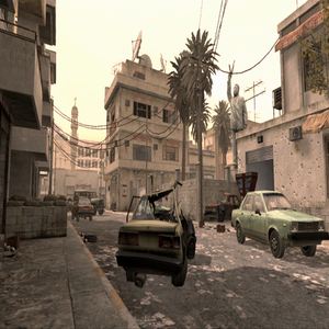 Call of Duty: Modern Warfare 3 - The Cutting Room Floor