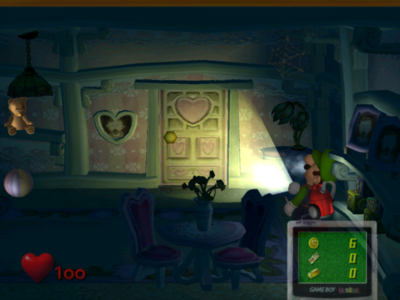 Luigi S Mansion Gamecube Unused Models The Cutting Room