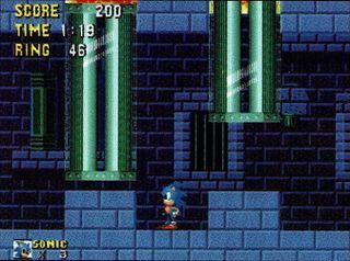 Prerelease:Sonic the Hedgehog (Genesis) - The Cutting Room Floor