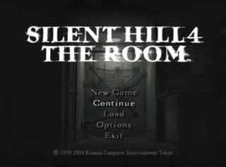 Silent Hill 4 The Room The Cutting Room Floor