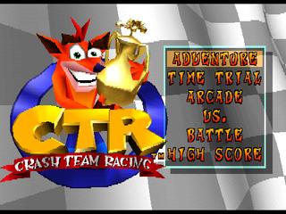 crash team racing the cutting room floor