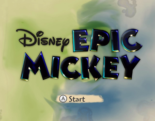 Epic Mickey - The Cutting Room Floor