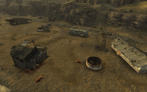 Fallout: New Vegas - The Cutting Room Floor
