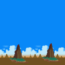 New Super Mario Bros /Unused Tilesets And Backgrounds - The