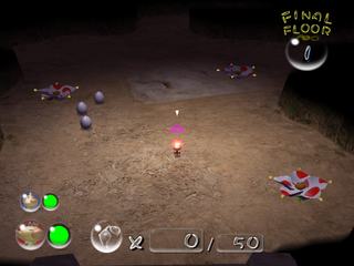 Pikmin 2 - The Cutting Room Floor