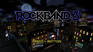 Rock Band 3 - The Cutting Room Floor