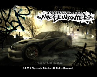 Need For Speed Most Wanted 2005 The Cutting Room Floor