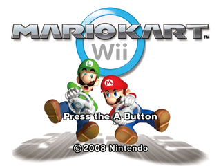 Image result for mario kart wii