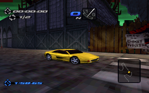 Need For Speed Iii Hot Pursuit Playstation The Cutting Room Floor