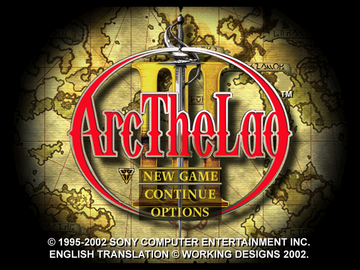 Arc the Lad III Title US.png
