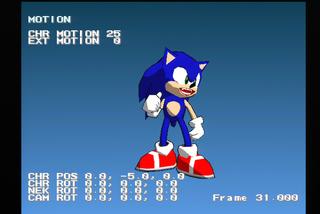 Sonic Shuffle - The Cutting Room Floor