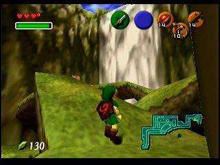 Prerelease:The Legend of Zelda: Ocarina of Time/Sword on B