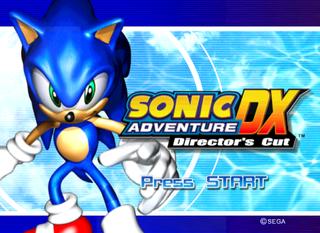 Sonic Adventure DX: Director's Cut (Windows, 2011) - The