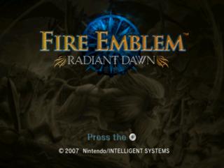 fire emblem radiant dawn the cutting room floor