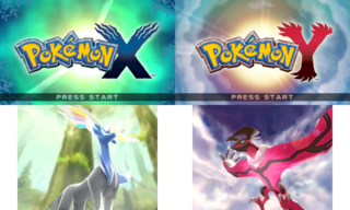 Pokémon X and Y - The Cutting Room Floor