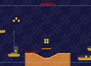 New Super Mario Bros Wii Unused Level Features The Cutting Room