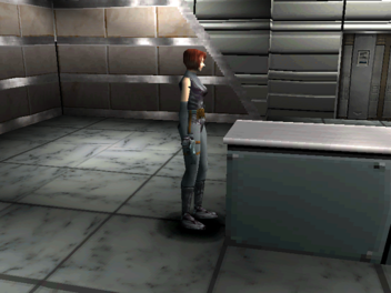 Dino Crisis (PlayStation) - The Cutting Room Floor