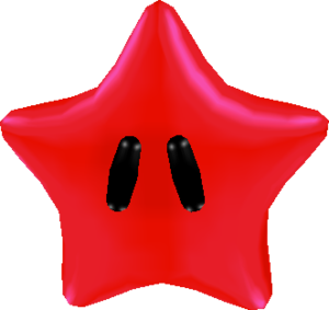 red mario galaxy stars - photo #44