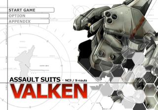 Assault Suits Valken