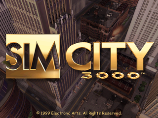 SimCity 3000 - The Cutting Room Floor
