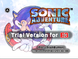 SonicAdventureE3Trial title.png