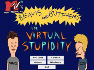 beavis-and-butt-head-games