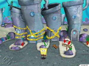 Regret, Downtown bikini bottom casually found