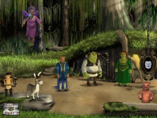 Shrek 2 Activity Center Twisted Fairy Tale Fun The Cutting Room Floor