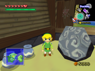 The Legend of Zelda: The Wind Waker/Unused Models - The