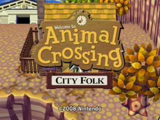 Animal Crossing: City Folk - The Cutting Room Floor