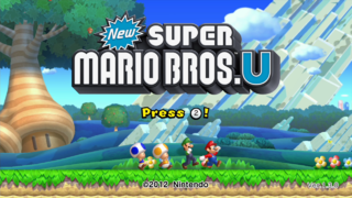 New Super Mario Bros  U - The Cutting Room Floor