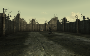 Fallout 3 Unused Maps - The Cutting Room Floor