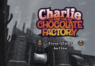 game of charlie and the chocolate factory