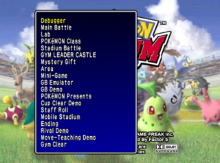 Pokemon Stadium 2 Debug Menu.png