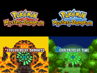 Pokemon Mystery Dungeon Explorers Of Darkness Time The Cutting