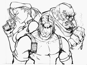 Gekido - Urban Fighters unused-7.png