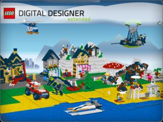 Lego digital designer the cutting room floor lego digital designer pronofoot35fo Images