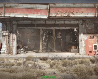 Fallout 4 - The Cutting Room Floor