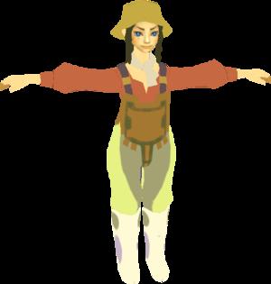 Hena legend of zelda link twilight princess