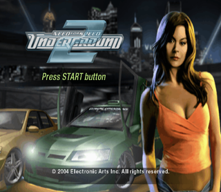 Need For Speed Underground 2 The Cutting Room Floor