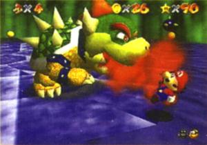 Prerelease:Super Mario 64 (Nintendo 64) - The Cutting Room Floor