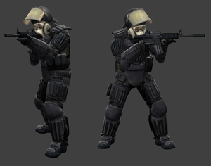Counter Strike Global Offensiveunused Models The Cutting