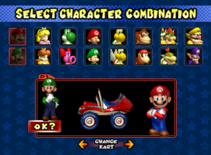 What are the kart's stats!