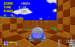 Sonic Robo Blast 2 - The Cutting Room Floor