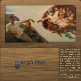 Garry's Mod (2012) - The Cutting Room Floor
