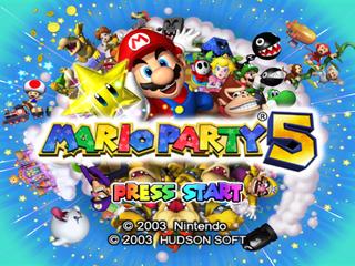 mario party 5 emulator