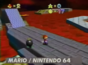 Prerelease:Super Mario 64 (Nintendo 64) - The Cutting Room Floor